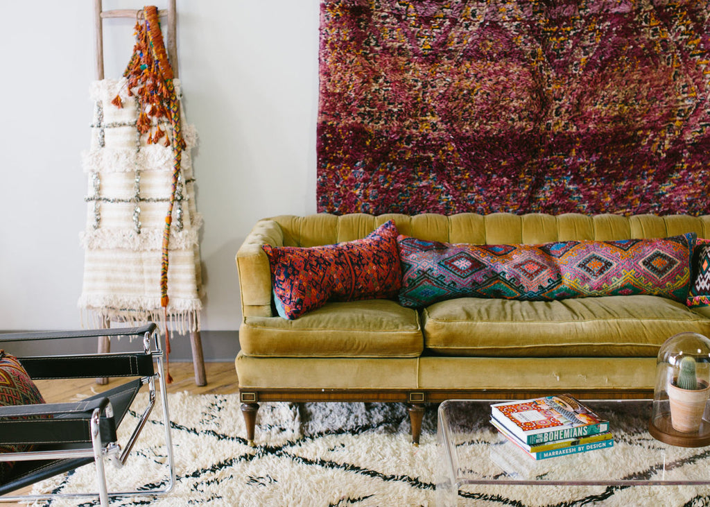 Hi Friends! Ryann here ready to talk shop about living room rugs (well, mine at least)
