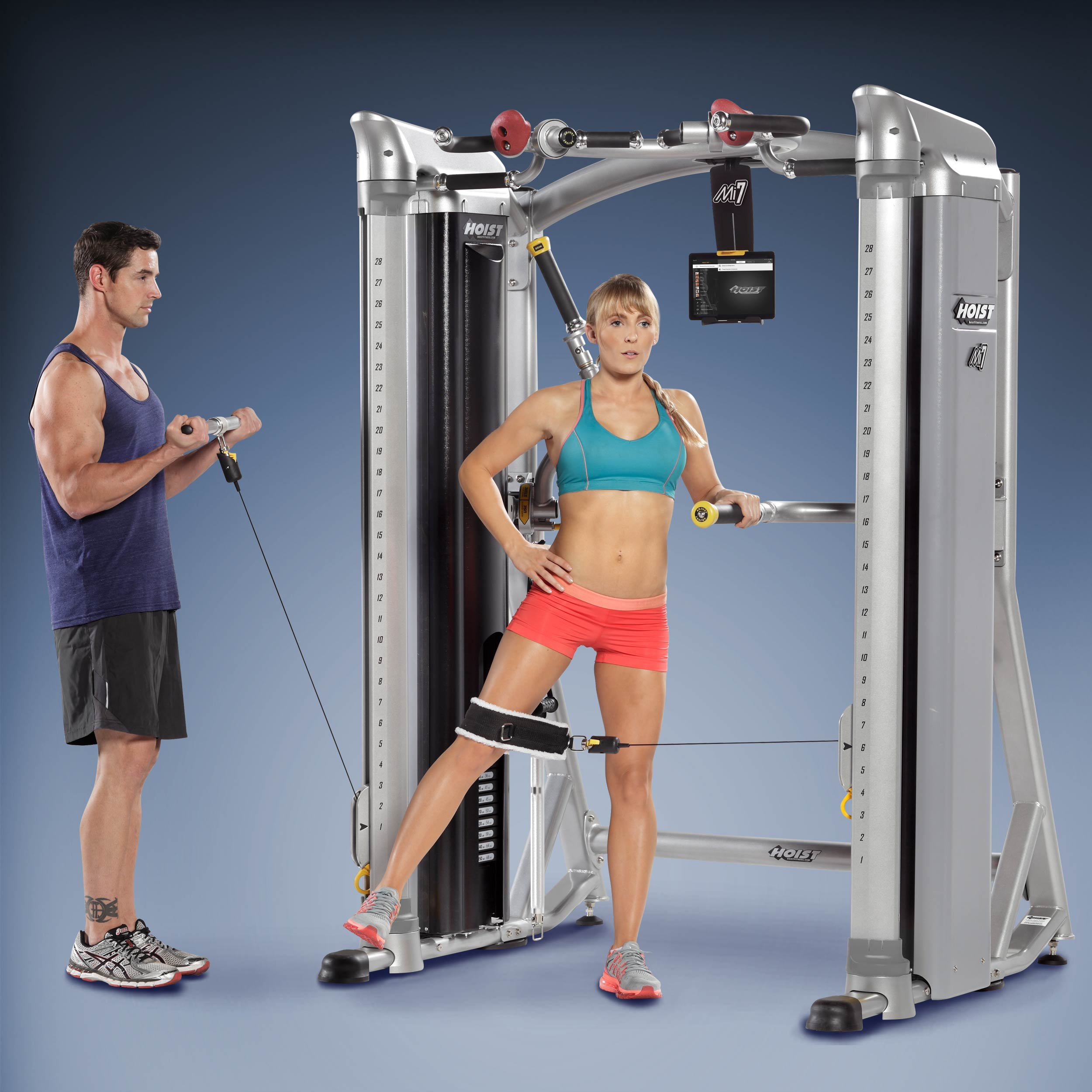 Hoist fitness strength equipment