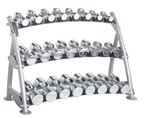 CF-3462-3 3-Tier Beauty Bell Rack