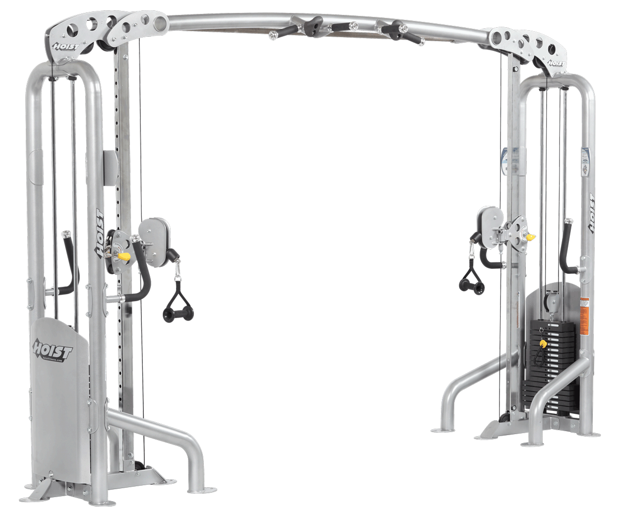 Cmd 6180 Cable Crossover Hoist Fitness