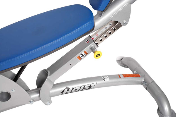 CF-3162 Adjustable Super Flat/Decline Bench