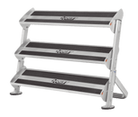 "HF-5461-OPT-48 48"" Dumbbell Rack With OPT (3rd-Tier)"