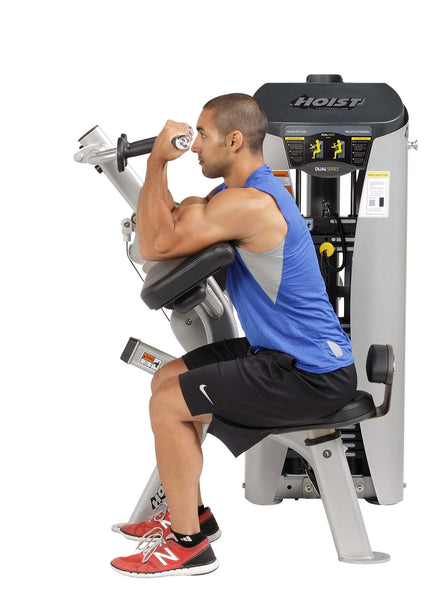 HD-3100 Preacher Curl/Triceps Extension