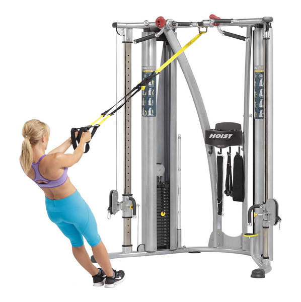 HD-3000 Dual Pulley Functional Trainer
