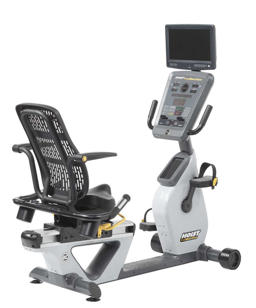 HOIST Fitness Recumbent Club Bike