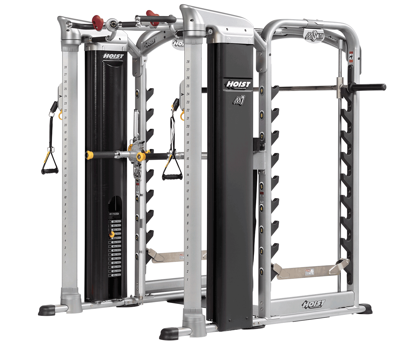 Consumer & Light Commercial Strength – HOIST Fitness