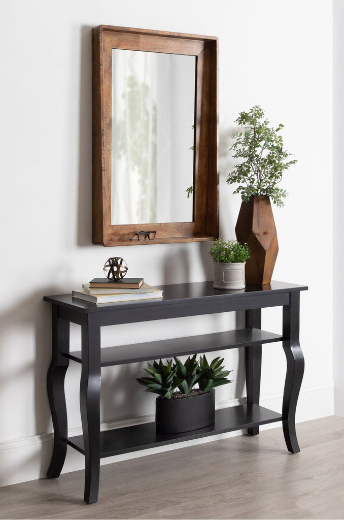 Steal an Extra Glance at That Gorgeous Face With These Functional Mirror Shelves