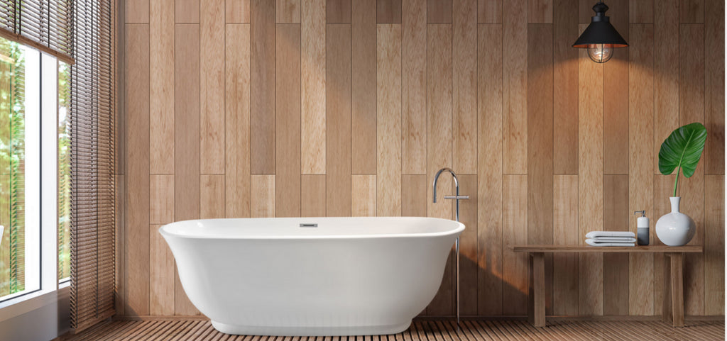Minimalist bathrooms ideas and styles are often precise, functional, and stark
