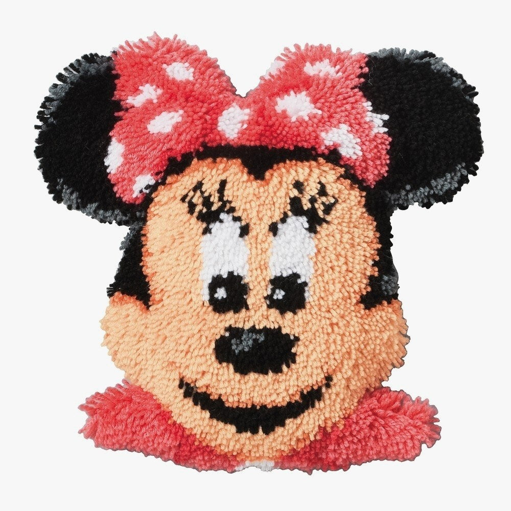 Comfort Minnie Mouse Rug