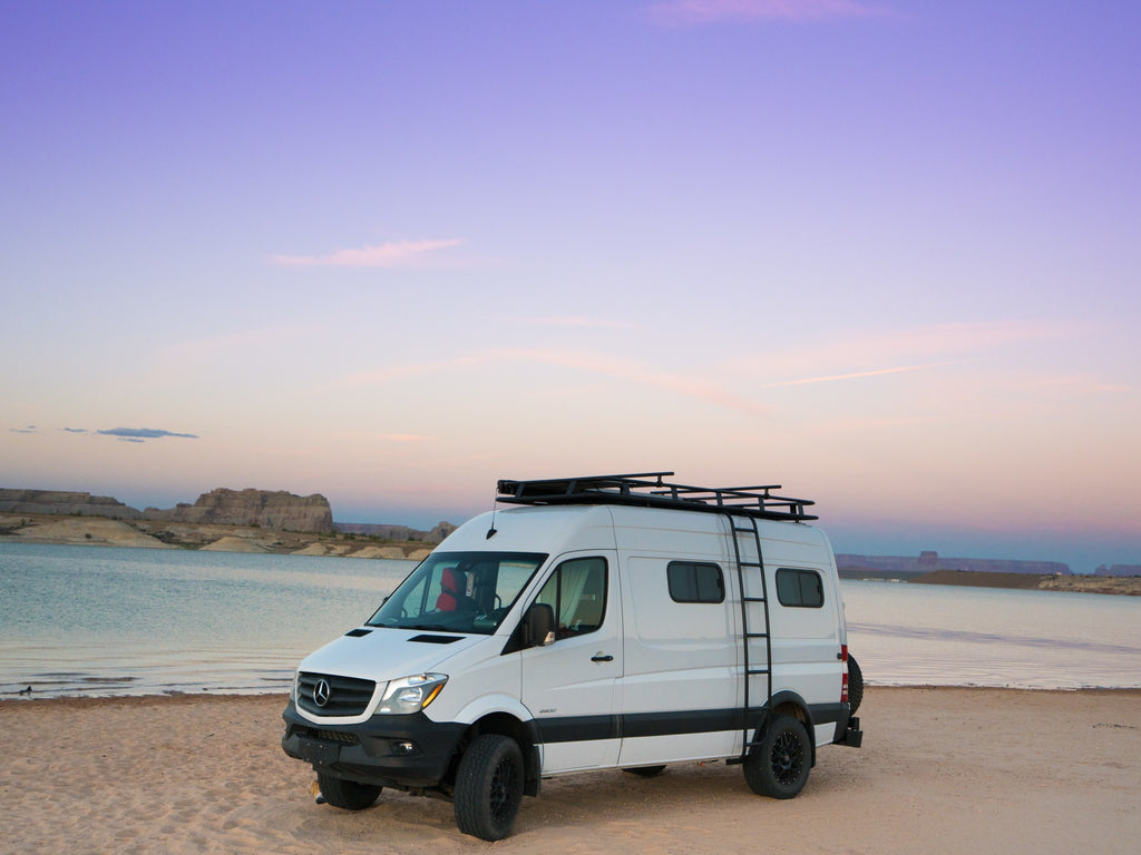 Welcome to Module 2 / Lesson 12 of the Van Life Roadmap, the final lesson of this module on planning a van conversion which will go over van accessories including van roof racks, ladders, awnings, and more