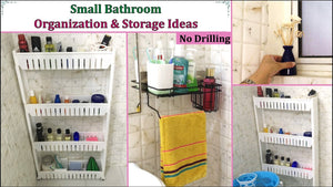 Hi! in this video I have shown how to organize your bathroom