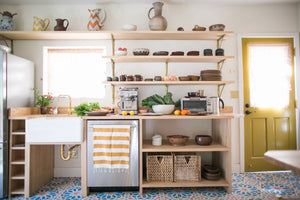 Steal This Look: A Cheerful Kitchen in Echo Park