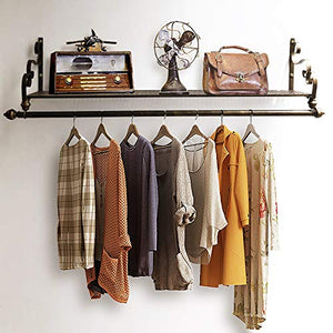 24 Coolest Shelf Closets