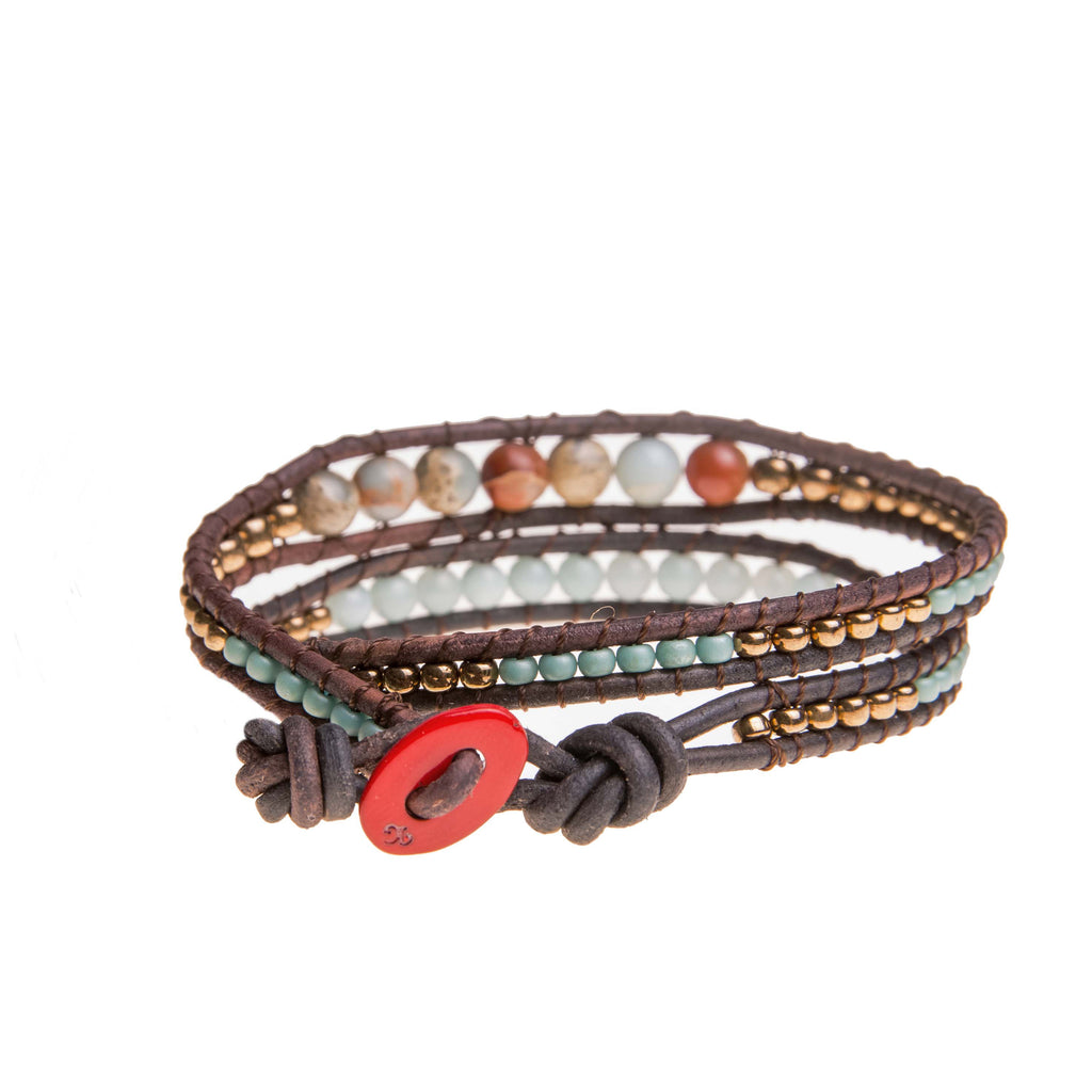 Pulsera Paris Doble