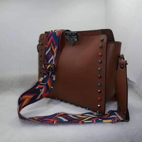 Tribal Strap Sling Bag