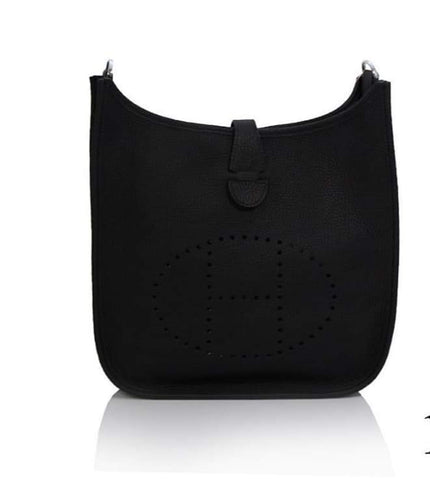 Black Hobo Strapless Bag