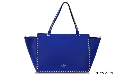 Trapeze Leather Bag