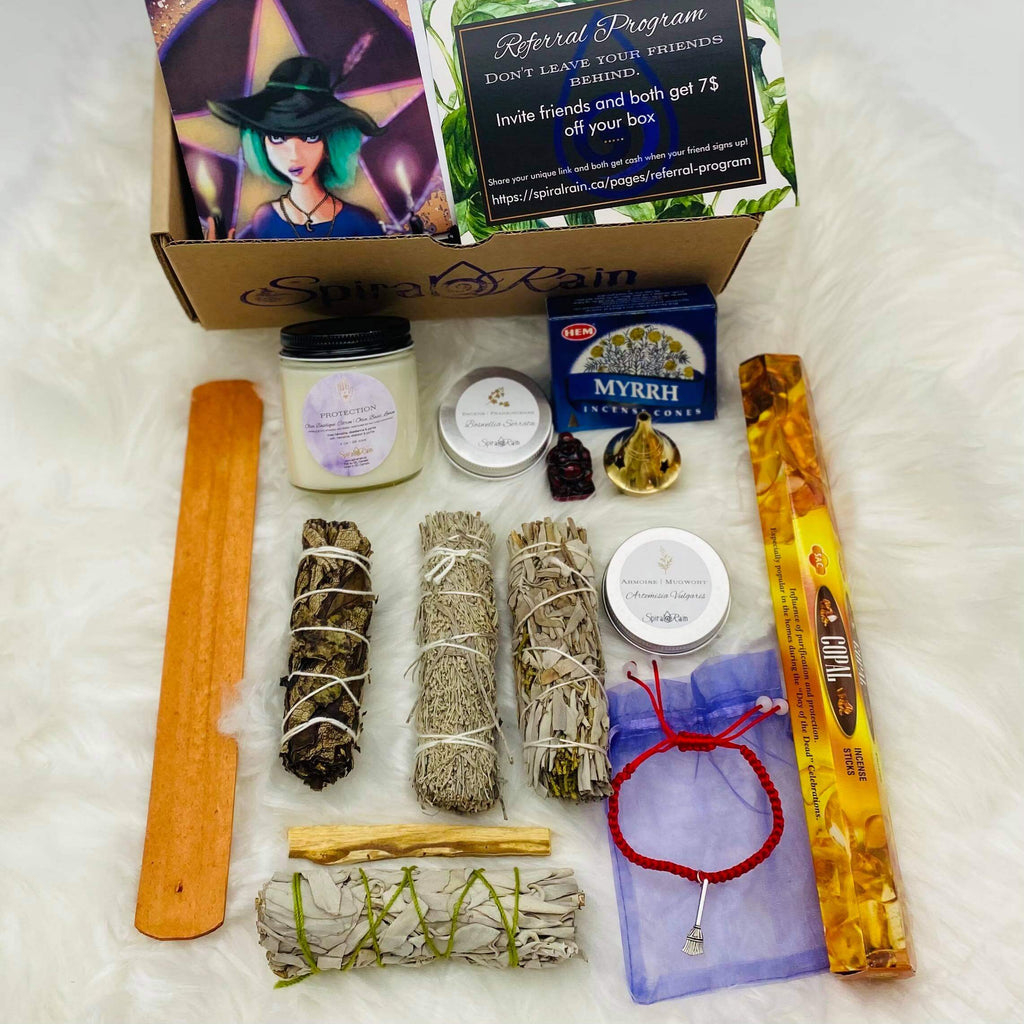 Witch Box English