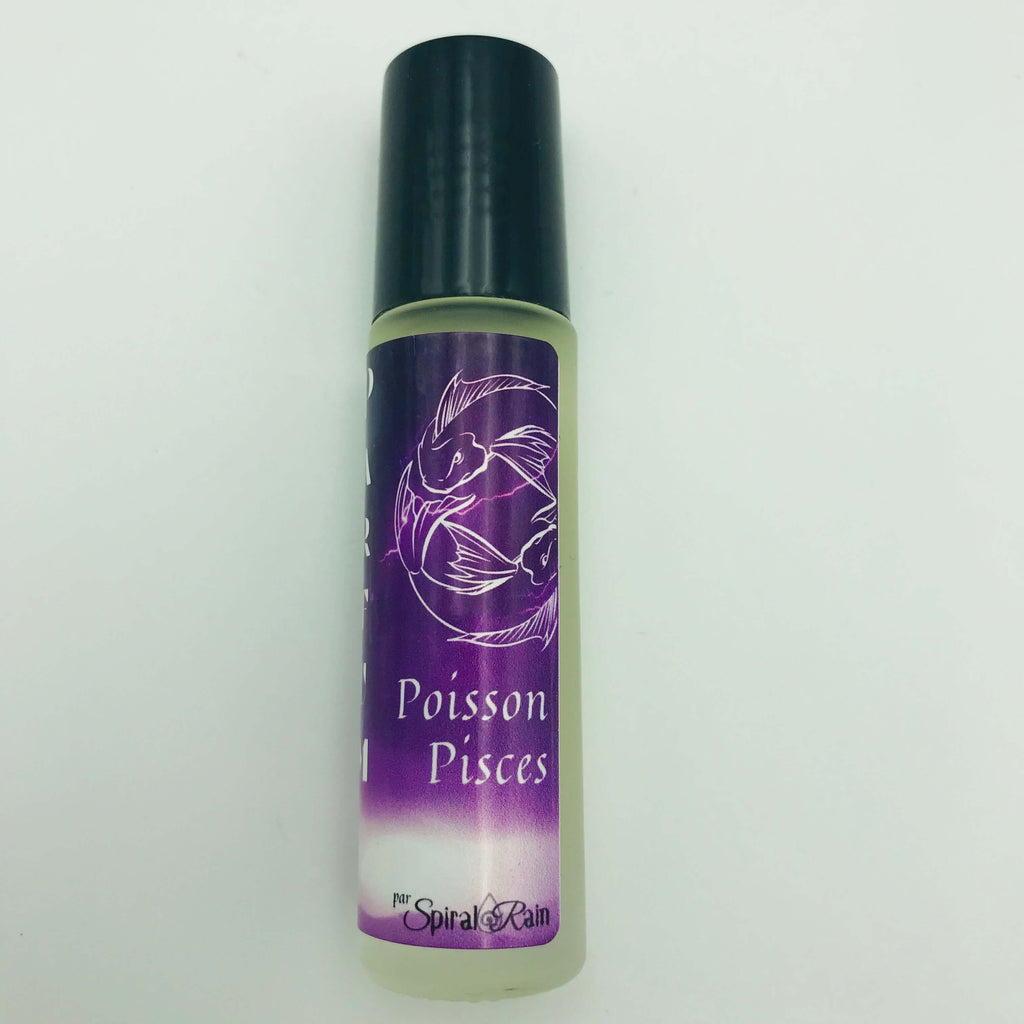 Huile à bille Poisson / Pisces roll-on 10ml