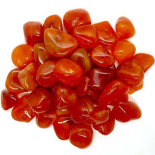 Load image into Gallery viewer, Carnelian Tumbled