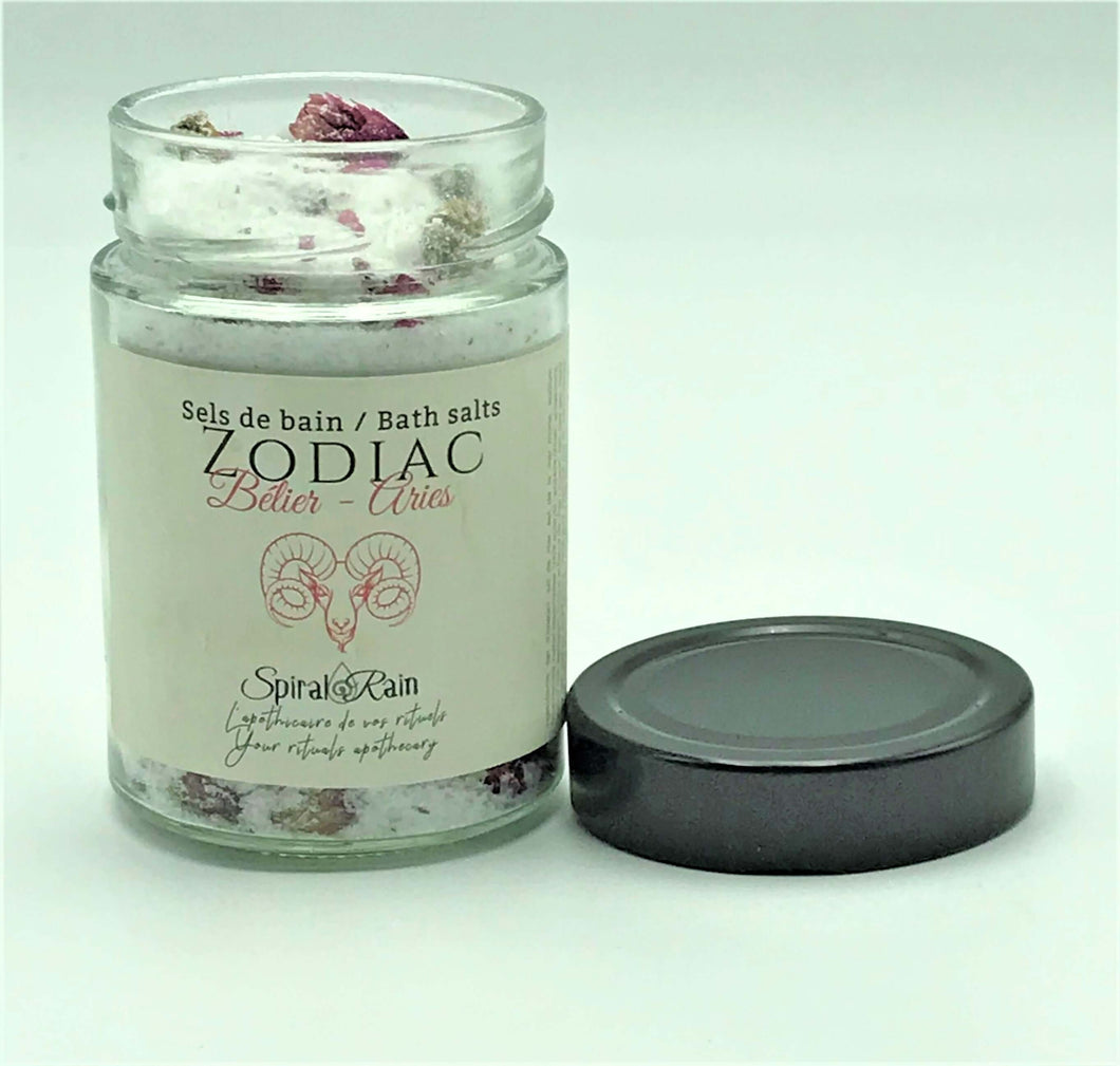 Zodiac Bath Salts