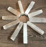 Selenite stick 3 inch
