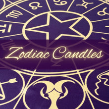 Load image into Gallery viewer, Zodiac Candles