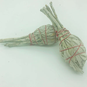 White Sage sticks 3 - 4 inch