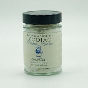 Aquarius bath salts
