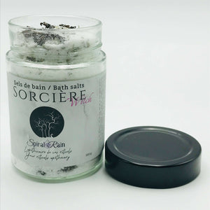 Sels de bain Sorcière / Witch bath salts