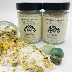 Wealth bath salts