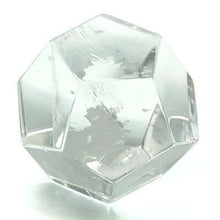 Load image into Gallery viewer, Clear Quartz Dodecahedron