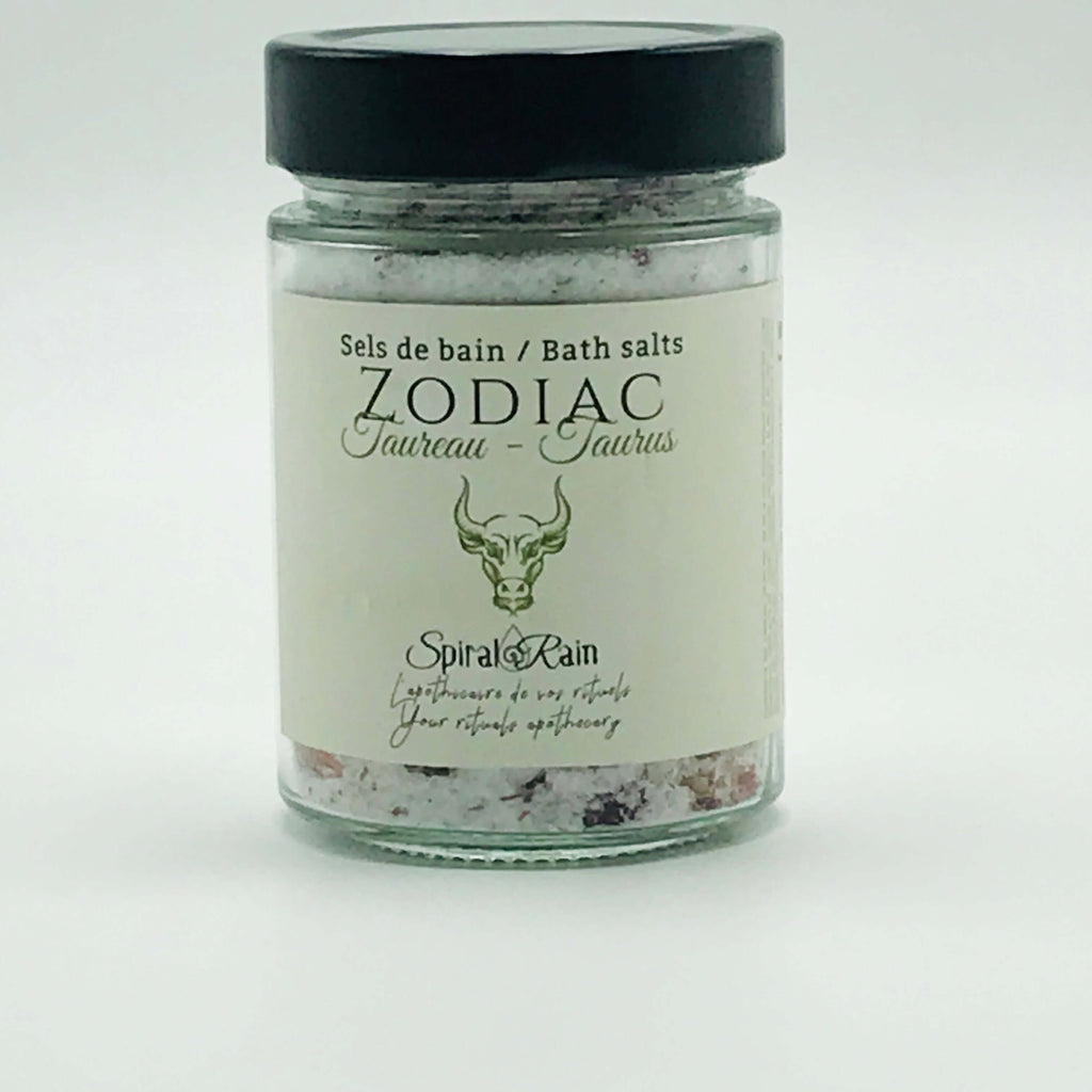 Taurus bath salts