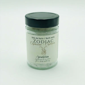 Capricorn bath salts