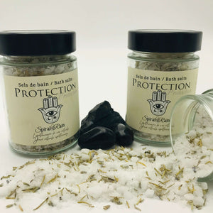 Sels de bain Protection bath salts
