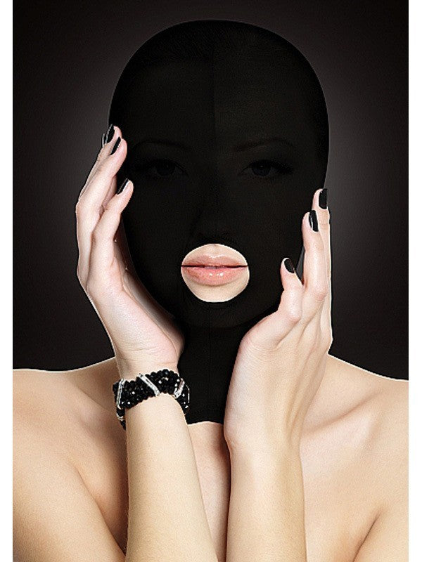 Ouch Submission Mask Black