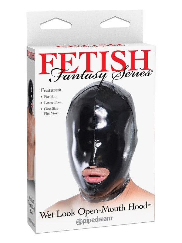 Fetish Fantasy Wet Look Open-Mouth PD3851-02