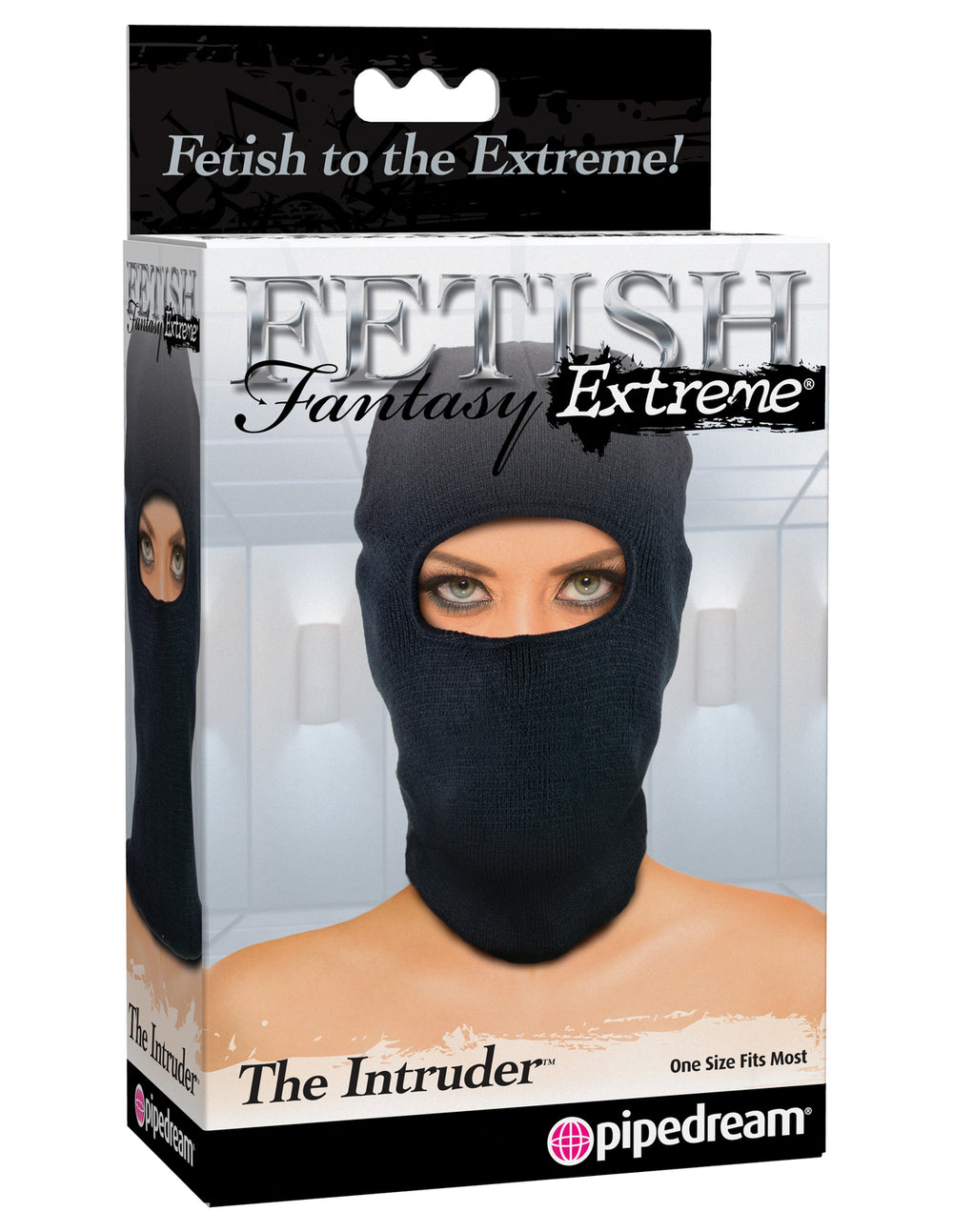 Fetish Fantasy Extreme The Intruder Hood