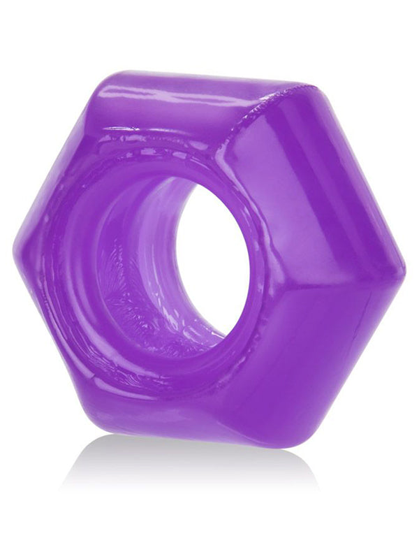 Reversible Ring Set - Purple