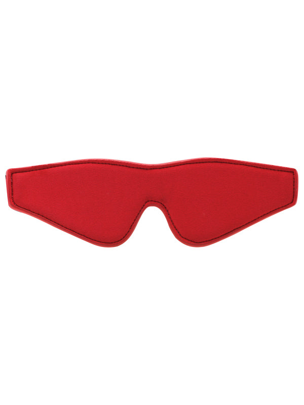 Ouch Reversible Eyemask Red