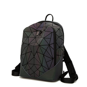 SATURN Holographic Backpack