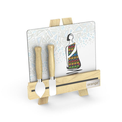 ANDY CARTWRIGHT Palette L'Artiste Cheese Set - QURATOR™ Market