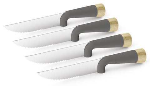 ANDY CARTWRIGHT Final Cut Steak Knife Set (Set of 4) - QURATOR™ Market