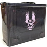 HALO Covenant Cooler + Ammo Tin Box + DVDs + Pixel Art GIFT SET - QURATOR™ Market