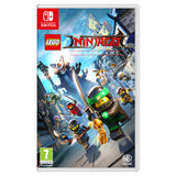 LEGO NINJAGO Movie Video Game for Nintendo Switch (2nd Hand) - QURATOR™ Market