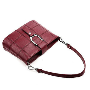 Women Famous Brands Designer Female Sheepskin Shoulder Bag