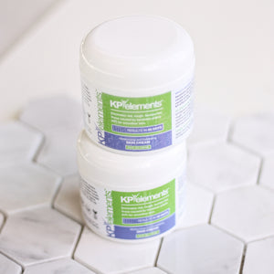 Exfoliating Skin Cream 2 Pack - KP Elements