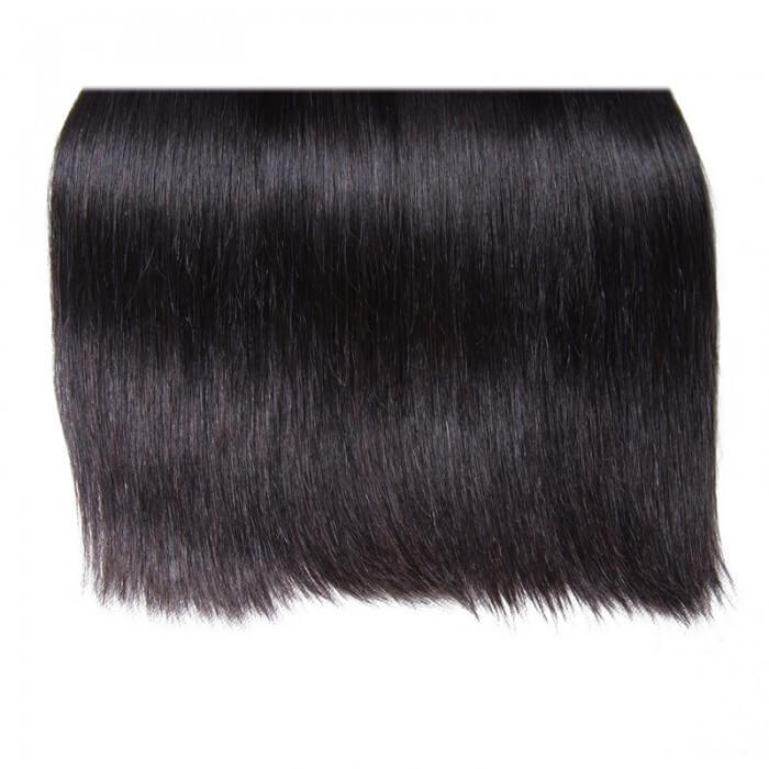 3 Bundles Straight Remy Human Hair Weaves