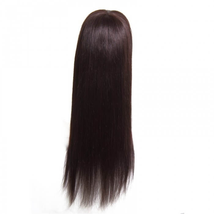 Straight Human Hair Lace Wigs
