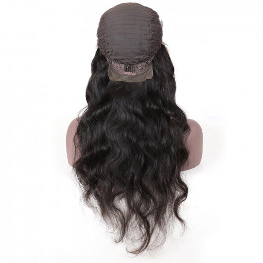 Body Wave Human Hair Lace Front Wigs